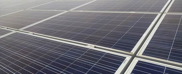 zakelijk kopen van zonnepanelen